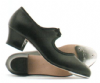 Cuban heel PU tap shoes